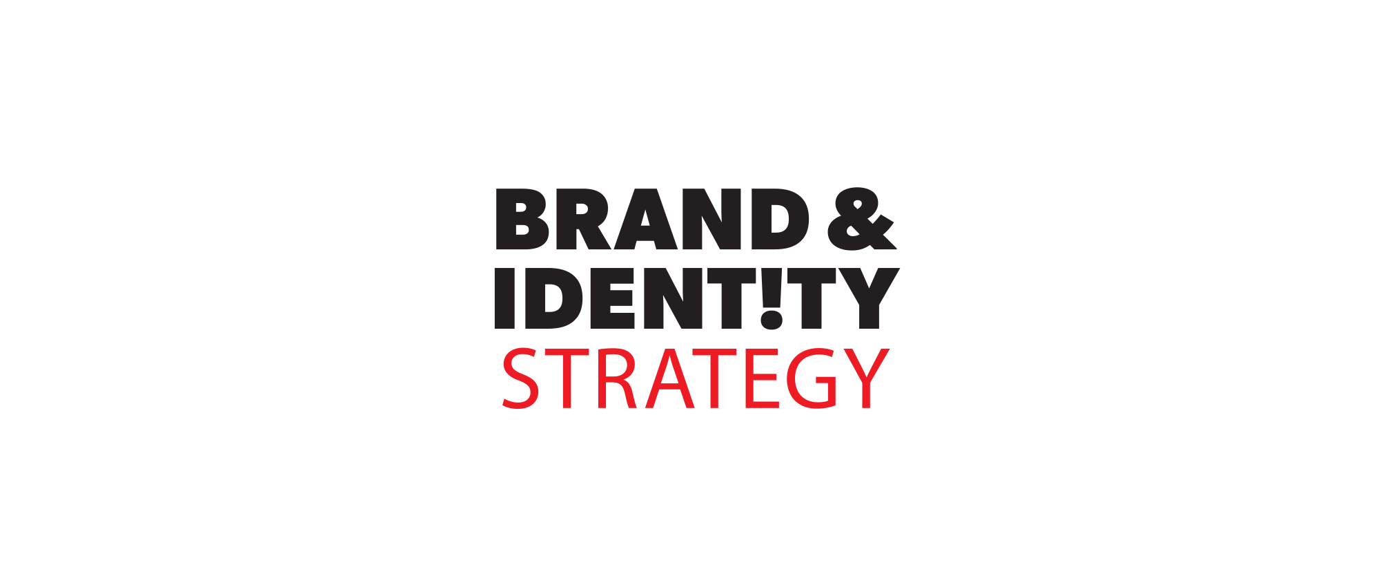 Brand and identity