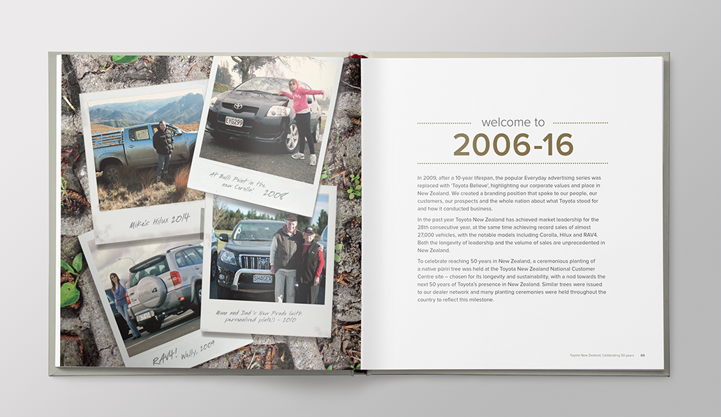 Toyota New Zealand history book image 2
