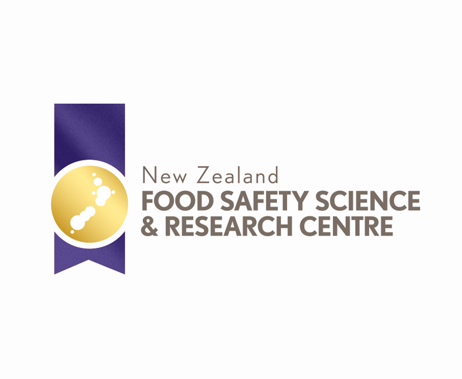 New Zealand Food Safety Science and Research Centre brand